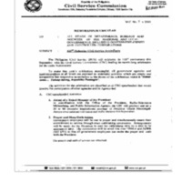 CSC MC 07, s. 2003: 103rd Philippine Civil Service Anniversary